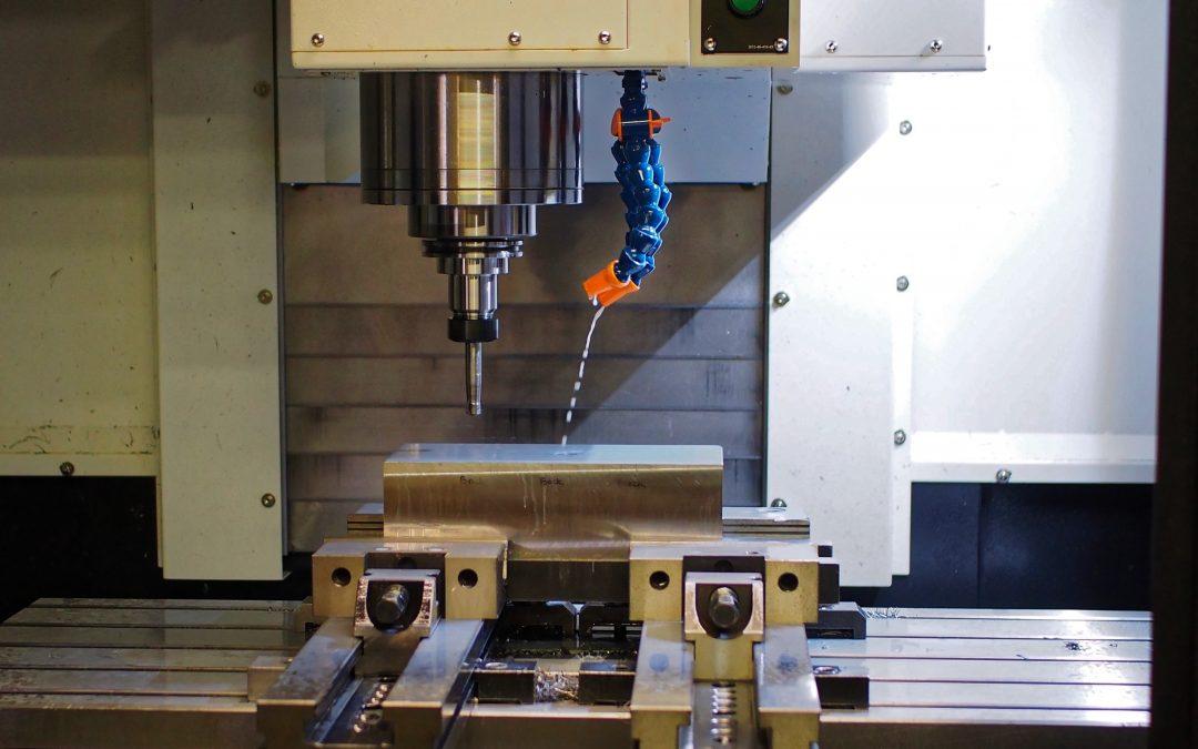 New CNC Mill