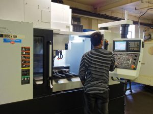 New CNC Machine